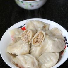 酸菜猪肉馅水饺