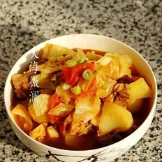 中式苏伯汤