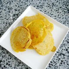 葱香杂粮饼