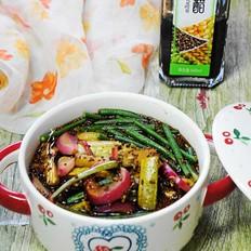 酸黃瓜豇豆角的做法大全