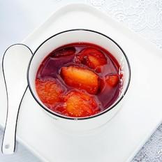 红糖水果罐头