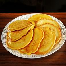 芒果早餐餅
