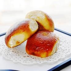 芒果馅牛奶小面包