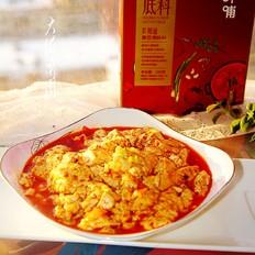 3步教你做最好吃的麻辣豆腐,嫩滑入味,麻辣鲜香,超级下饭