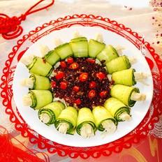 年夜饭之凉拌菜~白灼金针菇