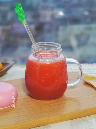 榨西瓜汁的做法