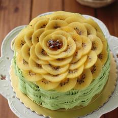 金奇异果蛋糕