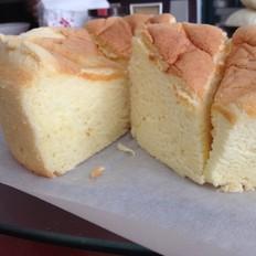6寸牛奶威风蛋糕