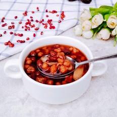 红豆百合薏米汤