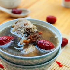 天麻筒骨汤