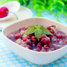 红豆薏米燕麦粥