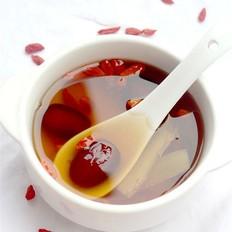 红糖枸杞姜汤