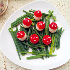 鹌鹑小蘑菇