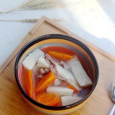 淮山胡萝卜骨头汤