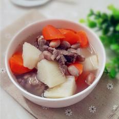 淮山胡萝卜炖猪骨