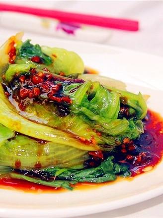 蚝油拌生菜的做法