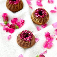 玫瑰香大理石蛋糕