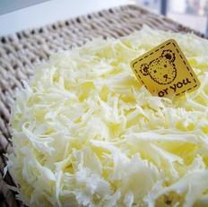 白巧克力戚风蛋糕