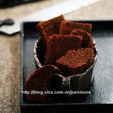 超松软巧克力蛋糕