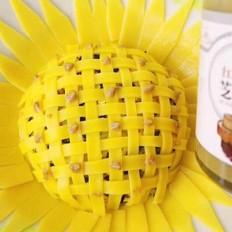 宝宝辅食 向日葵