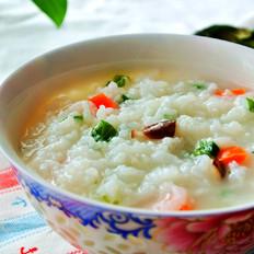 鲜味:营养蔬菜粥