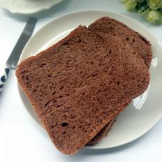 面包机一键式可可吐司