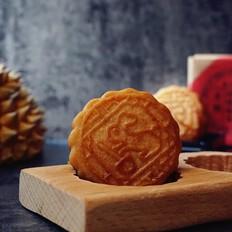 广式榴莲绿豆月饼