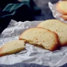 芝麻蛋白薄饼