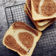 面包机版双味吐司