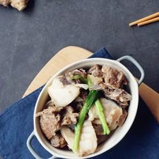 脆肉鲩焖羊肉