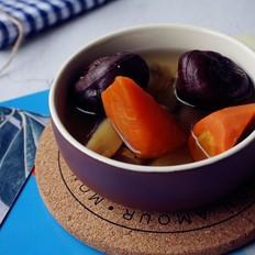 竹蔗胡萝卜马蹄水