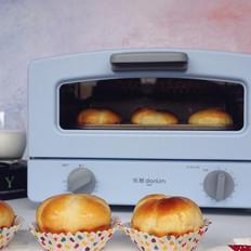 五环花形面包