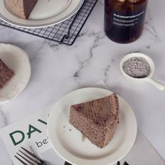 蒸黑米粘米糕