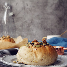 杂粮多谷面包