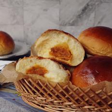 肉松咸蛋黄面包