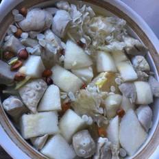 南北杏猪肺汤
