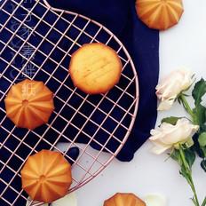 水果清香之蜂蜜柠檬小蛋糕