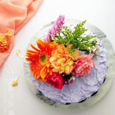 """母亲节献礼——""""花样""""蛋糕(超多小贴士)"""