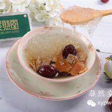陈皮红枣蜜燕窝
