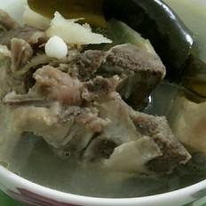 海带薏米骨头汤