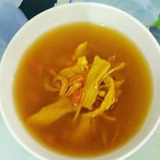 虫草花瘦肉汤