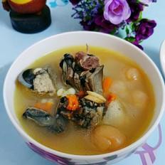 桂圆乌鸡汤