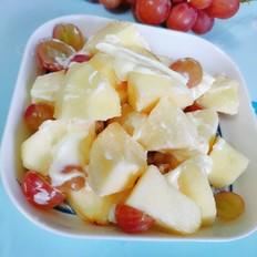 苹果葡萄沙拉