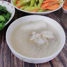 薏米山药猪手汤