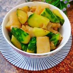青瓜味猪肠粉的做法
