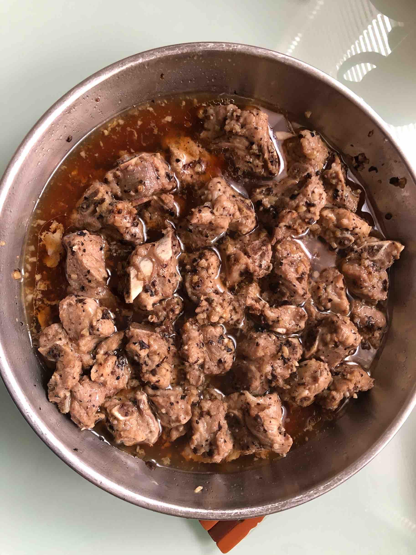 蒜蓉豆豉蒸排骨