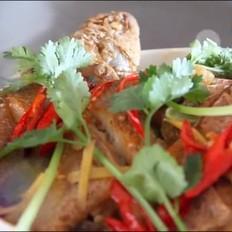 《厨房心生》——第一期:香煎杂鱼