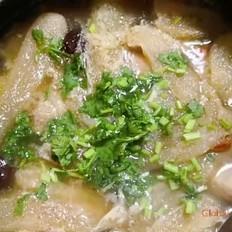 养生竹荪鸡汤