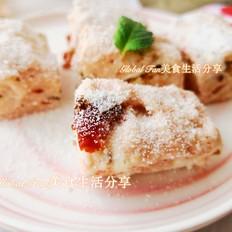 草莓牛軋糖