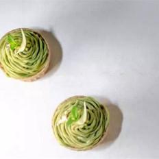 520日式蒙布朗甜点